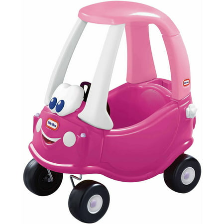 Little Tikes Princess Cozy Coupe Ride-On, Dark (Little Tikes Cozy Coupe Car)