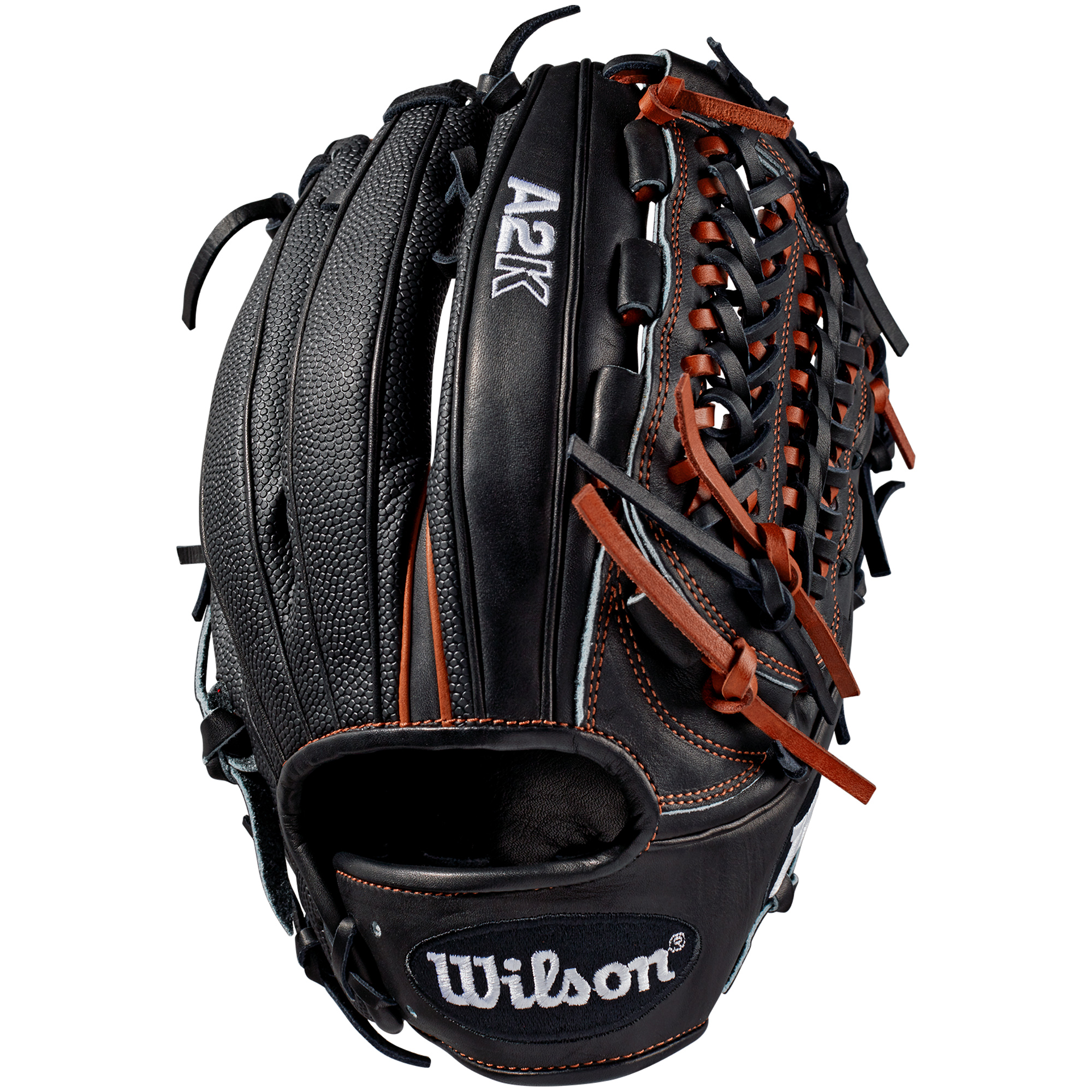 "Wilson 11.75"" A2K Series Pro Stock, Pitcher Baseball Glove, Left Hand Throw"