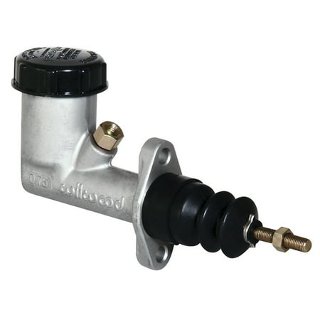 Wilwood Aluminum Master Cylinder - 3/4in Bore (Aluminum Gas Cylinders)