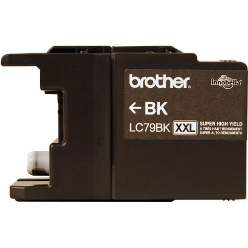 Brother LC79BK Black Ink Cartridge