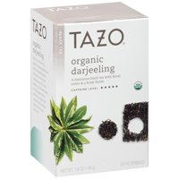 Tazo Organic Darjeeling Black Tea Tea Bags 20 ct. Box