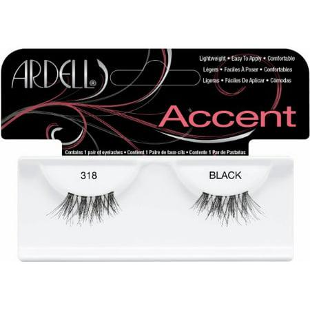 Ardell Duralash Accents False Eyelashes - #318 (Pack of