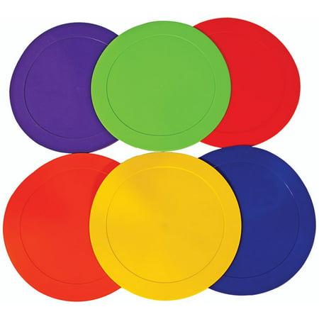 Economy Spot Marker Set - Poly Spot Markers