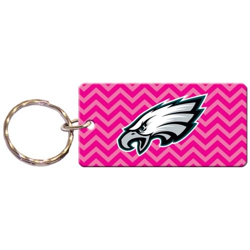 Philadelphia Eagles Wristlet Keychain