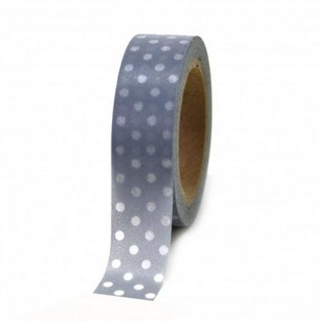 Washi Tape Wholesale (Dress My Cupcake Washi Paper Tape, Polka Dot,)