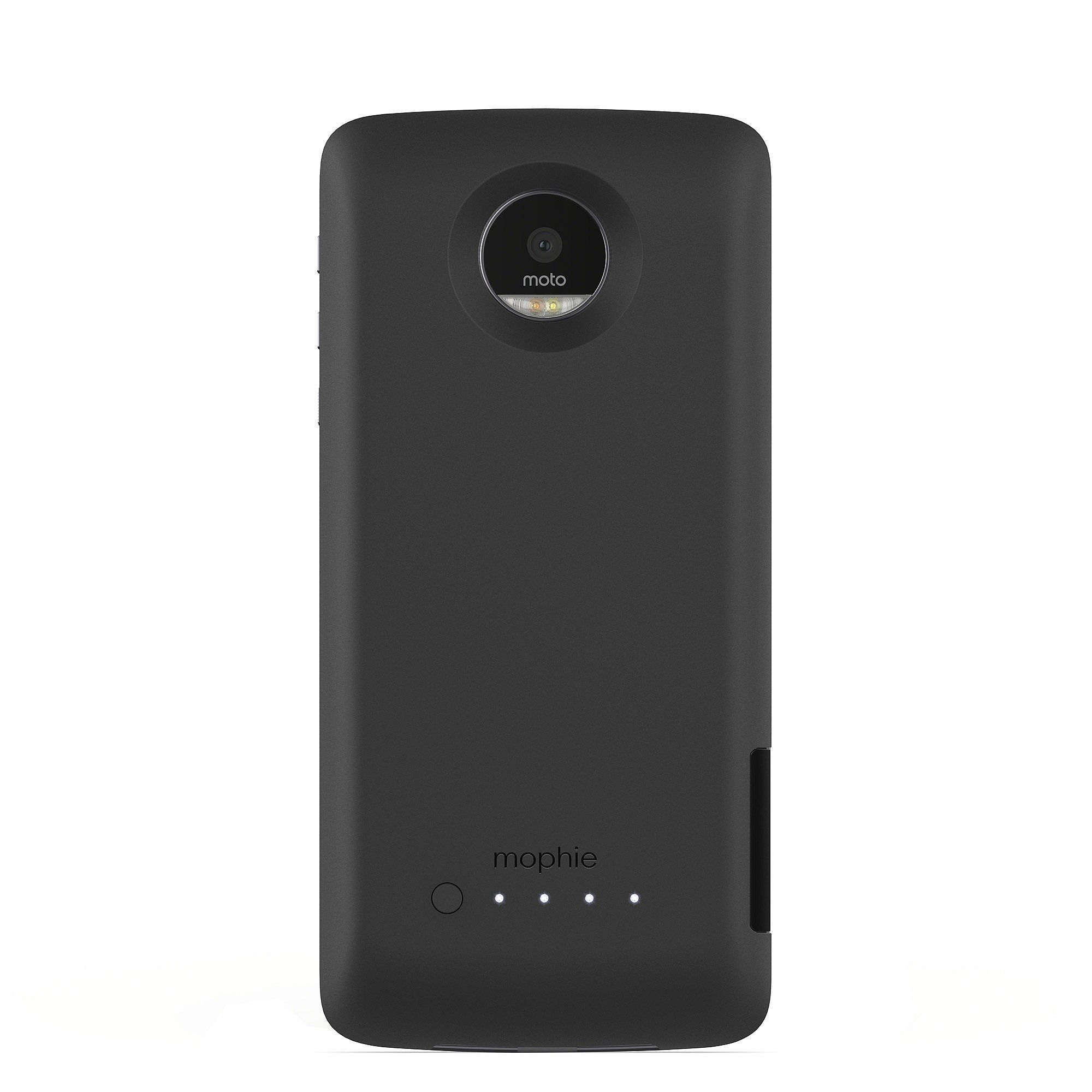 premium selection f846f 7dc2f mophie Juice pack Battery Case for Moto Z (3000mAh)
