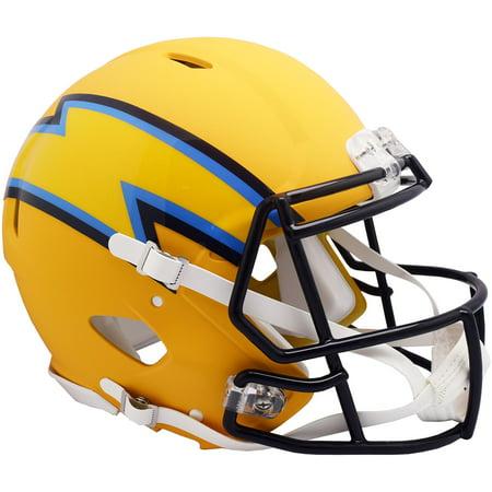 Riddell San Diego Chargers AMP Alternate Revolution Speed Authentic Football Helmet