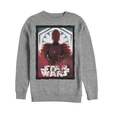 Star Wars The Last Jedi Elite Praetorian Guard Mens Graphic Sweatshirt