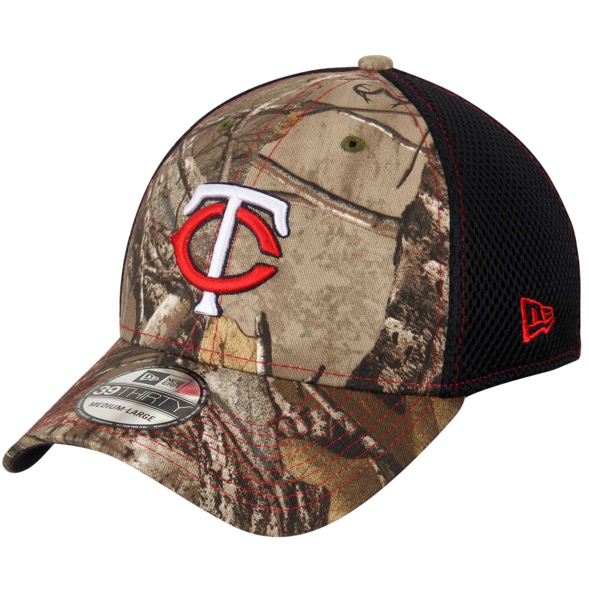 online retailer 21dba 1004f ... where can i buy minnesota twins new era neo 39thirty flex hat realtree  camo dda77 6cc2e