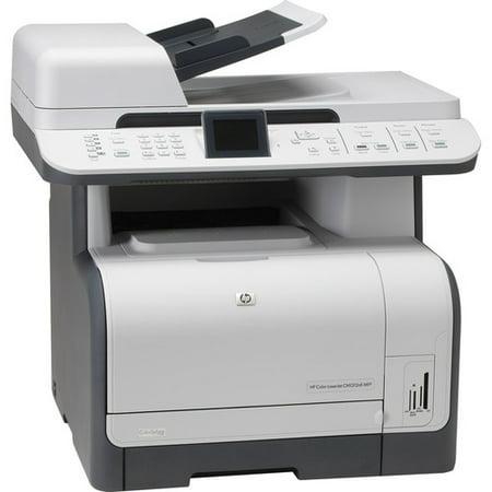 HPE Refurbish Color LaserJet CM1312nfi Multifunction Printer (HPECC431A) - Seller Refurb