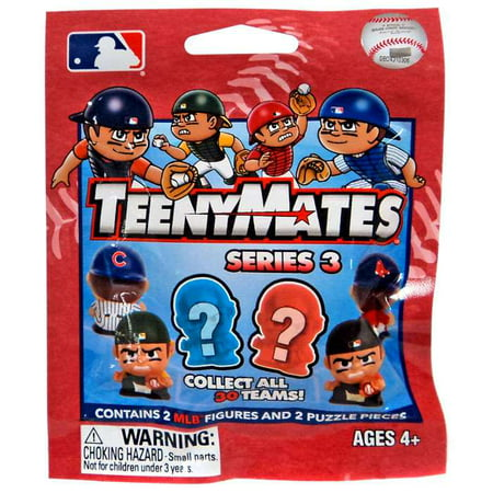 MLB Catchers Mini Figure Mystery Pack