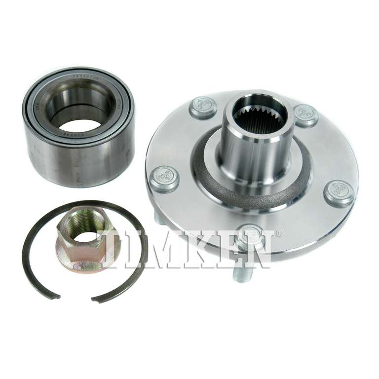 TIMKEN Ha590600K Wheel Bearing And Hub Assembly