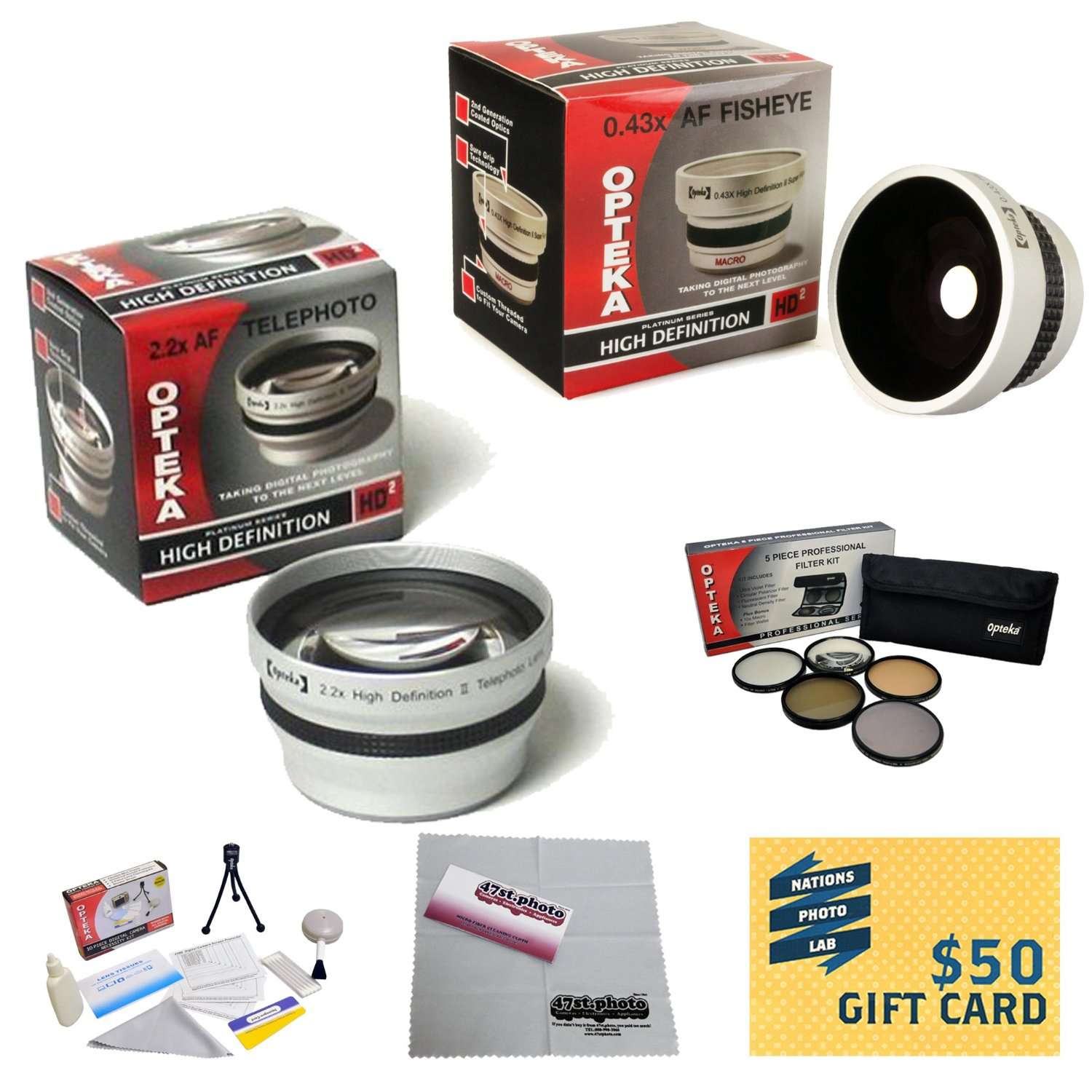 Click here to buy 10 Piece Ultimate Lens Package For JVC GZ-HD300, HD320, HM200, HM400, GZ- MG630, MG670, MG680, MS120, MS130,... by Opteka.