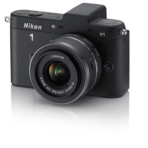 ***fast Track*** Nikon Nikon 1 V1 Black