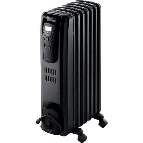 DeLonghi Electric 1500W Digital Oil-Filled Convection Radiator Heater,  EW7507EB