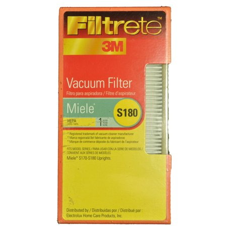 Miele Model S400, S500 Canister Vacuum Cleaner Filter Miele Vacuum Filters