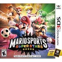 Mario Sports Superstars, Nintendo, Nintendo 3DS, Preowned/Refurbished
