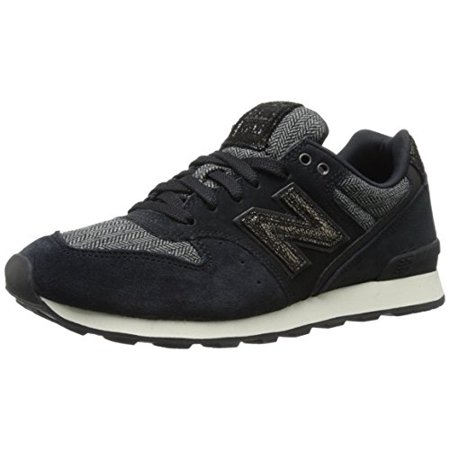 Qualité supérieure a9388 ae4b4 New Balance WL696NTB: Capsule Collection Black/Grey Causal Running Women  Size (5.5)