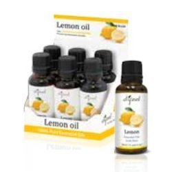 Sunflower Natural Essential Oil, Lemon, 1 Oz