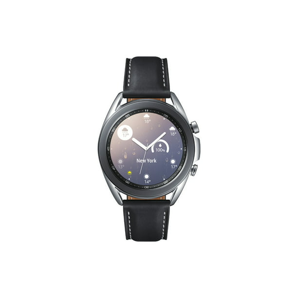 SAMSUNG Galaxy Watch 3 41mm Mystic Silver BT - SM-R850NZSAXAR