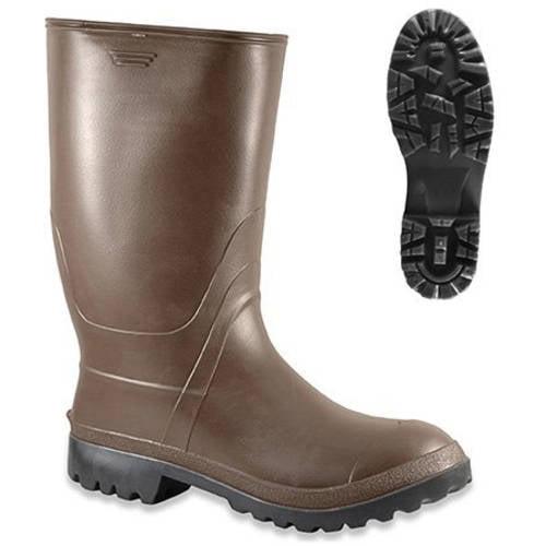 Men's Brown Dairy Boot