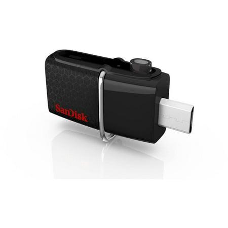 Sandisk 64Gb Ultra Dual Usb 3 0 Flash Drive