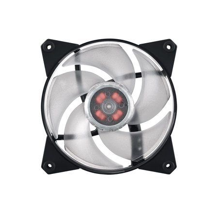 MasterFan Pro 120 Air Pressure RGB- 120mm Static Pressure RGB Case Fan, Computer Cases CPU Coolers and Radiators