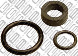Holley 534-102 Fuel Injector and Insulator Retainer Kit