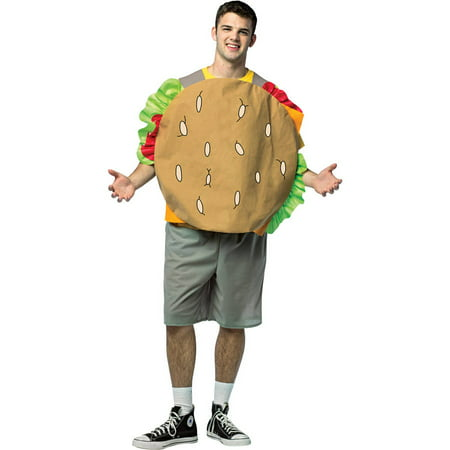 Bob's Burgers Gene Men's Adult Halloween Costume (Bobbing Apples Halloween)
