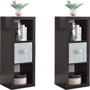 Better Homes and Gardens 3-Cube Organizer, Set of 2, (Mix and Match)