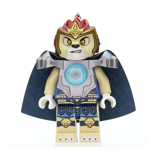 LEGO Minifigure - Legends of Chima - LAVAL (Heavy Armor)