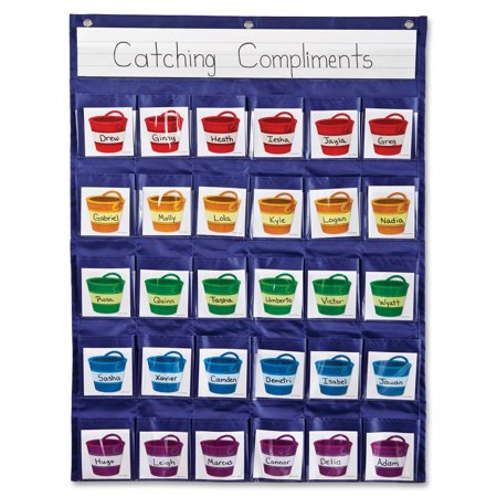 Carson Reinforcement Pocket Chart