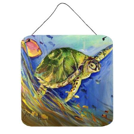 Loggerhead Sea Turtle Wall or Door Hanging Prints JMK1262DS66