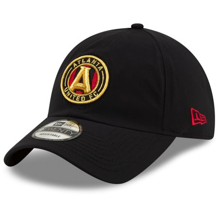 Atlanta United FC New Era Team Gore-Tex 9TWENTY Adjustable Hat - Black - OSFA Gore Tex Rain Hat