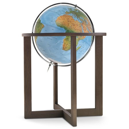 Waypoint Geographic San Marino Blue Oceans Globe