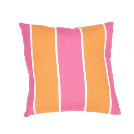 Hot Pink And Orange Throw Pillows : 18