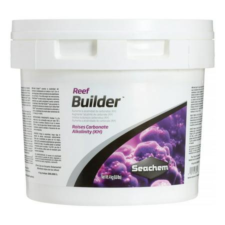 Seachem Reef Builder Fish & Aquatic Life Reef Water Treatment, 135.2 (Coral Reef Builder)