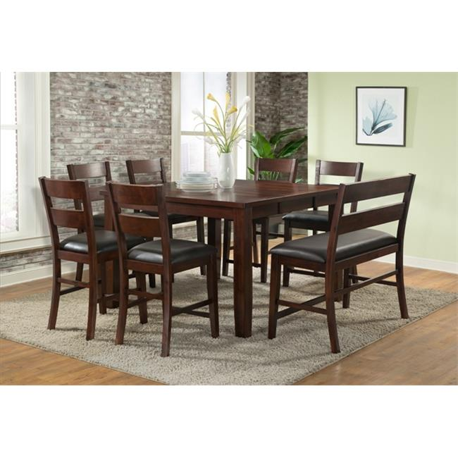 Vilo home VH2500 Heights Butterfly Leaf Pub Table