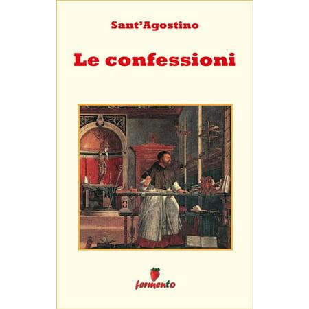 Le Confessioni - testo in italiano - eBook](Menu Halloween Italiano)