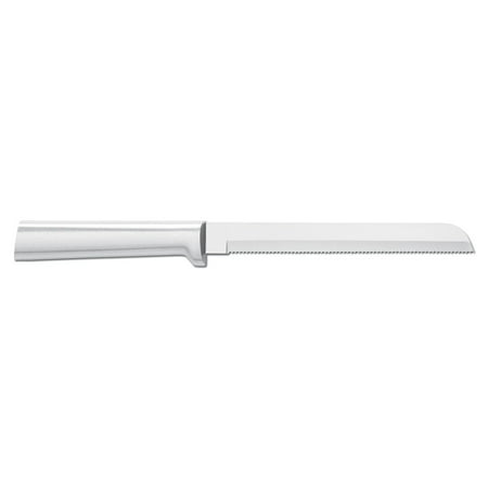 Rada Cutlery 6-Inch Bread Knife – Stainless Steel Serrated Blade With Aluminum Handle
