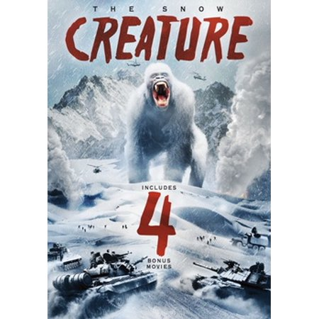 Snow Creature Collection (DVD) (The Best Of Lex Steele)