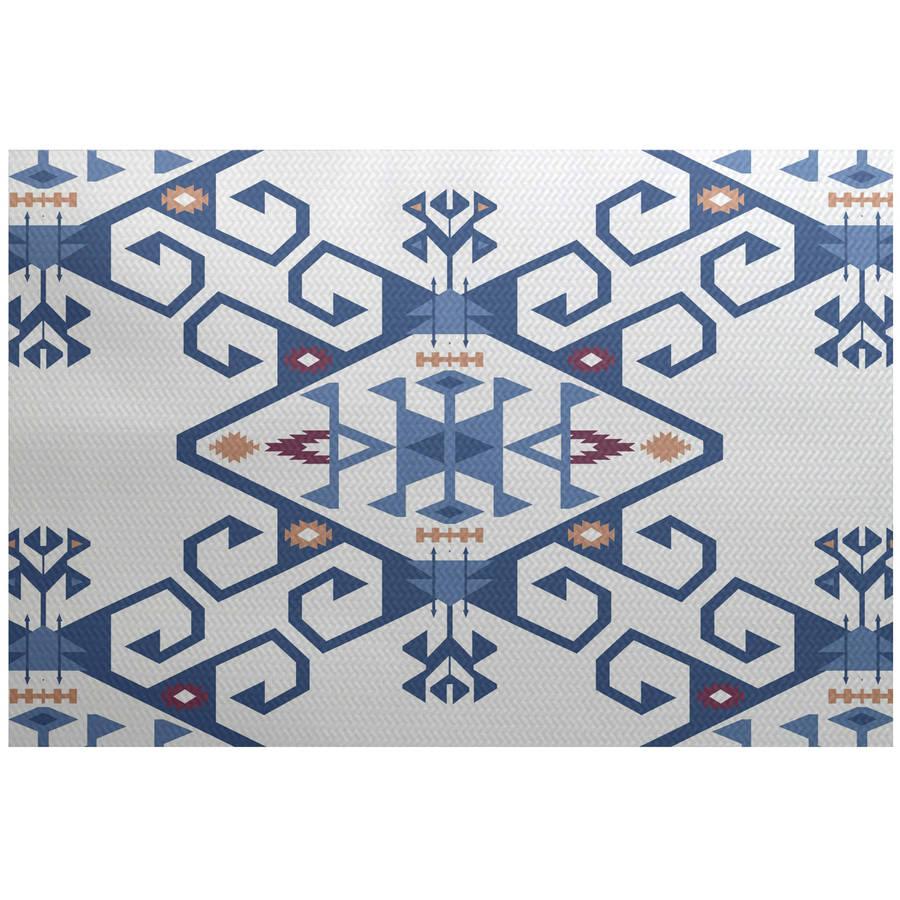 Simply Daisy 2' x 3' Jodhpur Medallion 2 Geometric Print Indoor Rug