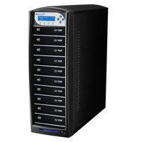 SHARKBLU BLU-RAY DVD CD USB 3.0 STAND-ALONE 1:10 DUPLICATOR HDD