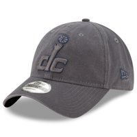 Washington Wizards New Era Tonal Team Pop 9TWENTY Adjustable Hat - Graphite - OSFA