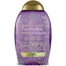 Shampoo & Conditioner: OGX Lavender Luminescent Platinum