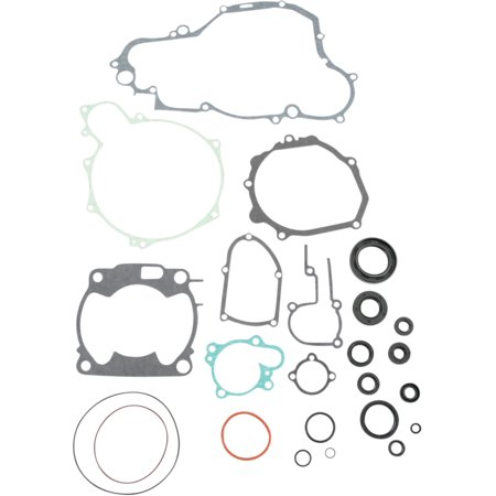 MOOSE RACING HARD-PARTS Complete Gasket Kit with Oil Seals
