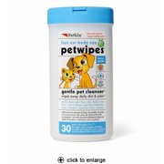 Petkin Pet Wipes 30ct