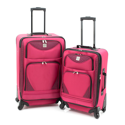 Protege 2-Pc. Expandable Spinner Luggage Set