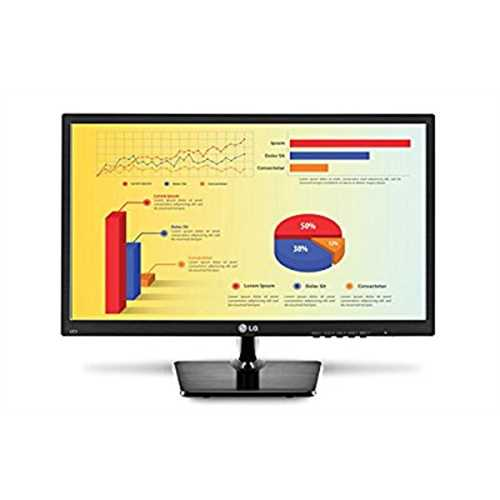 Refurbished LG Electronics LG 22MC37D-B 22-Inch Screen LED-Lit Monitor