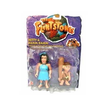 The - Betty & Bamm-Bamm, Rosie Odonnell as Betty Rubble! By Flintstones